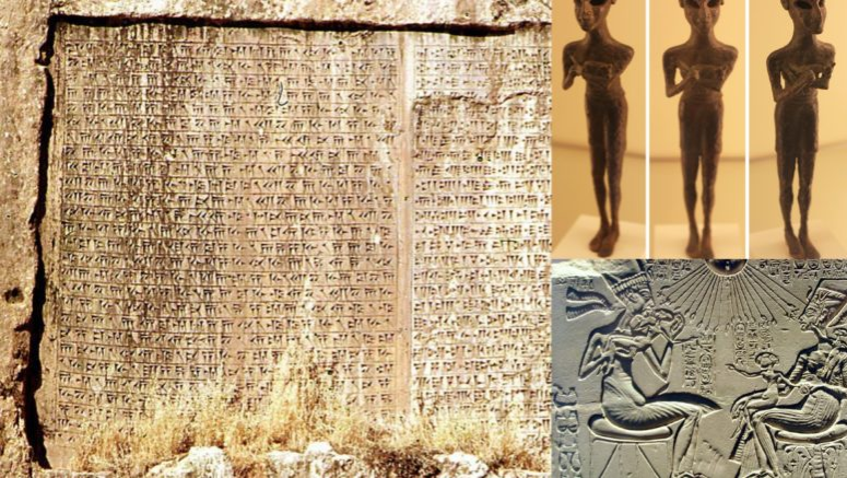 Cuneiform Tablets — Sumerian Texts Reveal Secrets About Alien Life