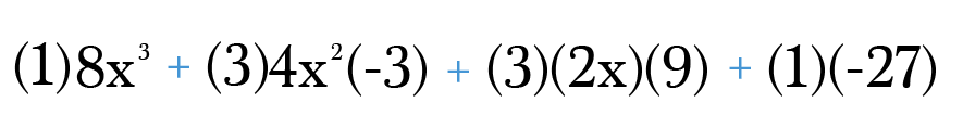 how to raise a binomial to a fractional exponent