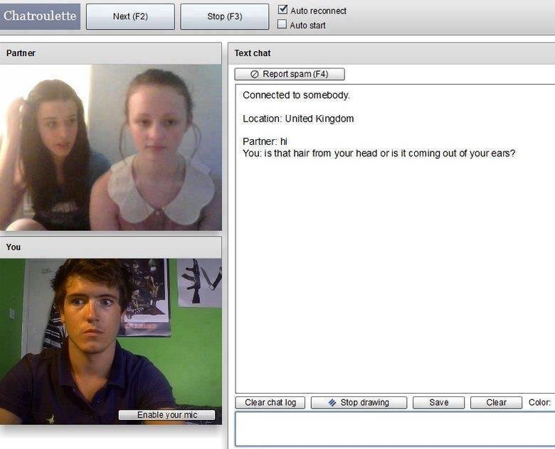chatroulette german