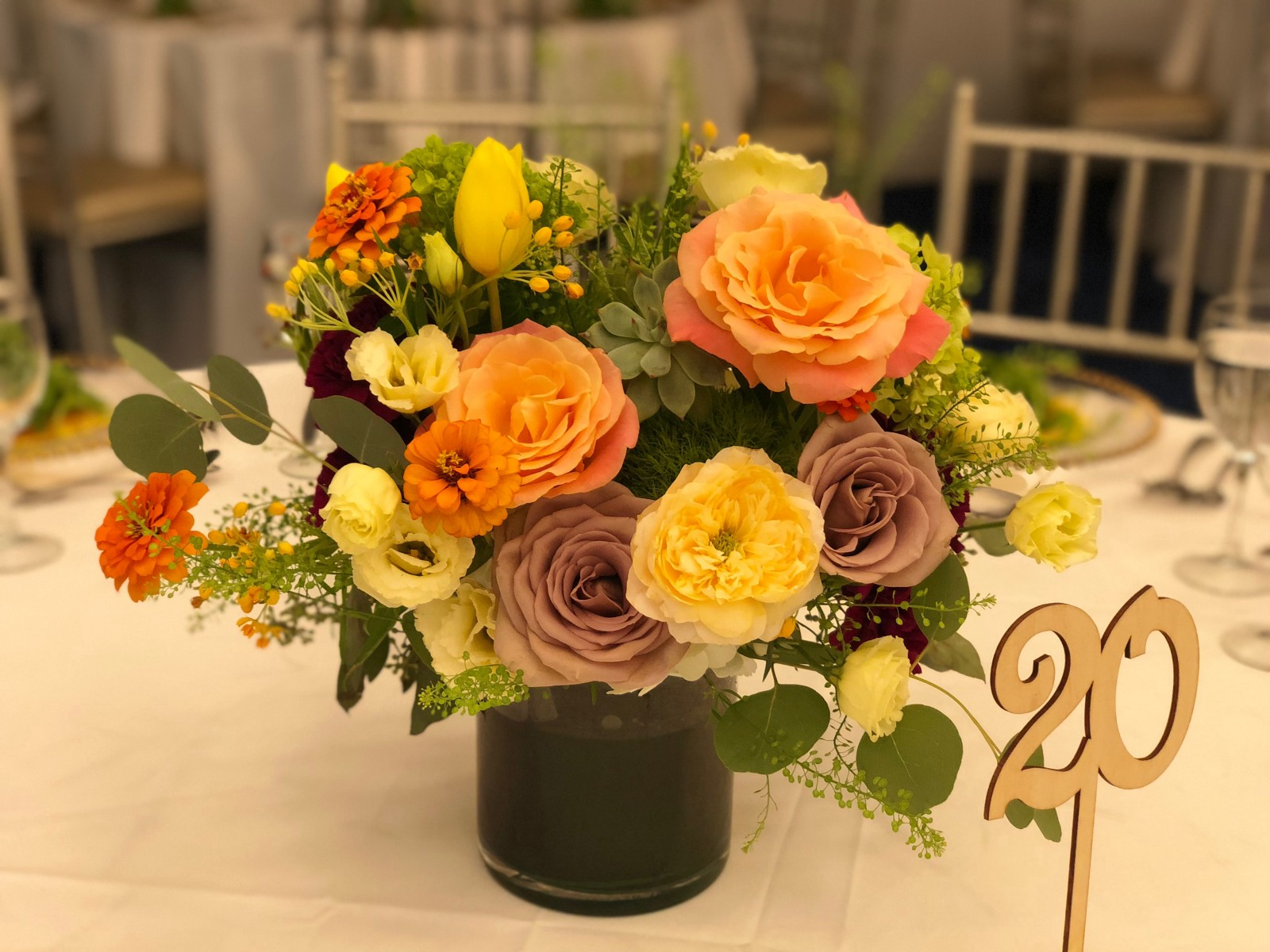 Mellisas bright bold wedding flowers wedding florist in new at fleurissimo nyc we specialize in providing affordable wedding flower packages in new york city we want you to enjoy the stunning style of our flower izmirmasajfo