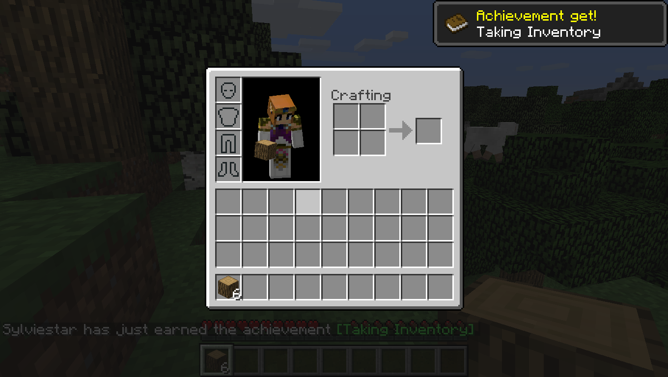 minecraft how to get to screenshot