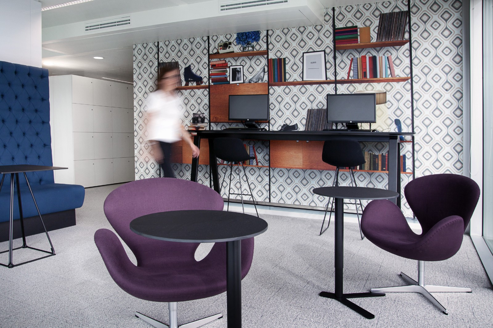AN INSIDE LOOK/ L'OREAL SWITZERLAND OFFICES - Cover