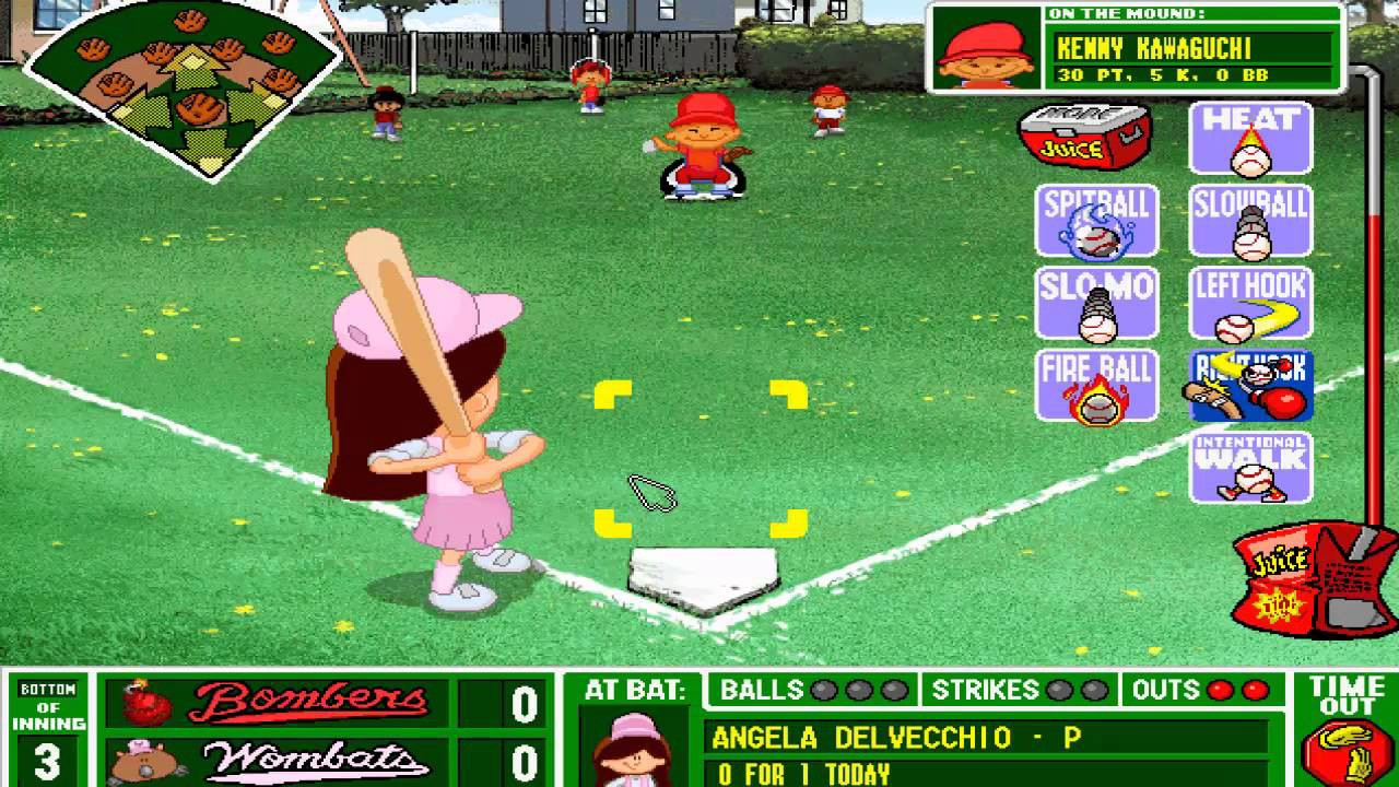 The Original Backyard Baseball Characters, Ranked - The Original Backyard Baseball Characters, Ranked – Joey Held – Medium