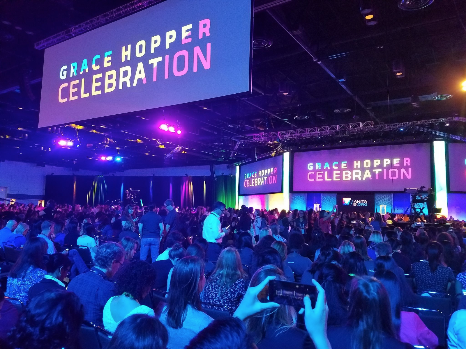 grace hopper celebration an incredible experience you never want to miss - Grace Hopper Resume Database