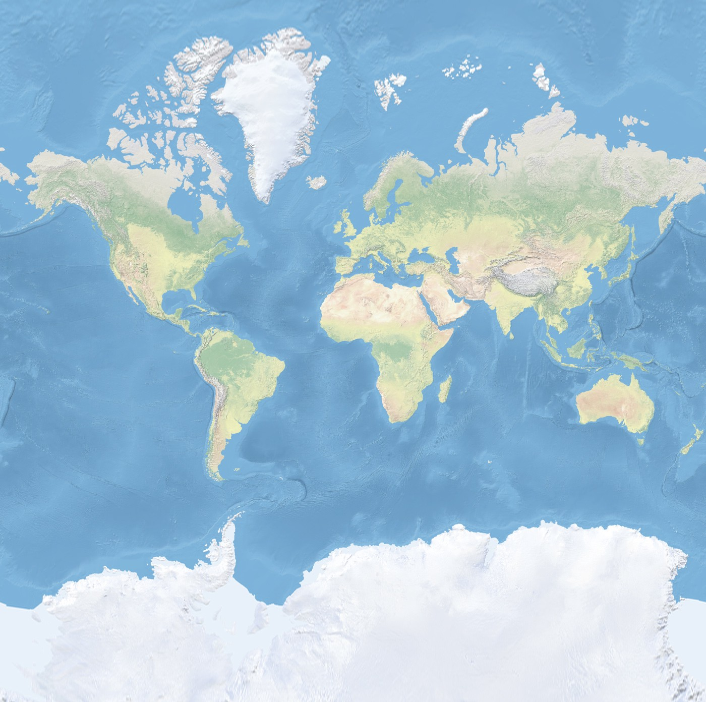 A Gentle Introduction to GDAL, Part 2: Map Projections & gdalwarp
