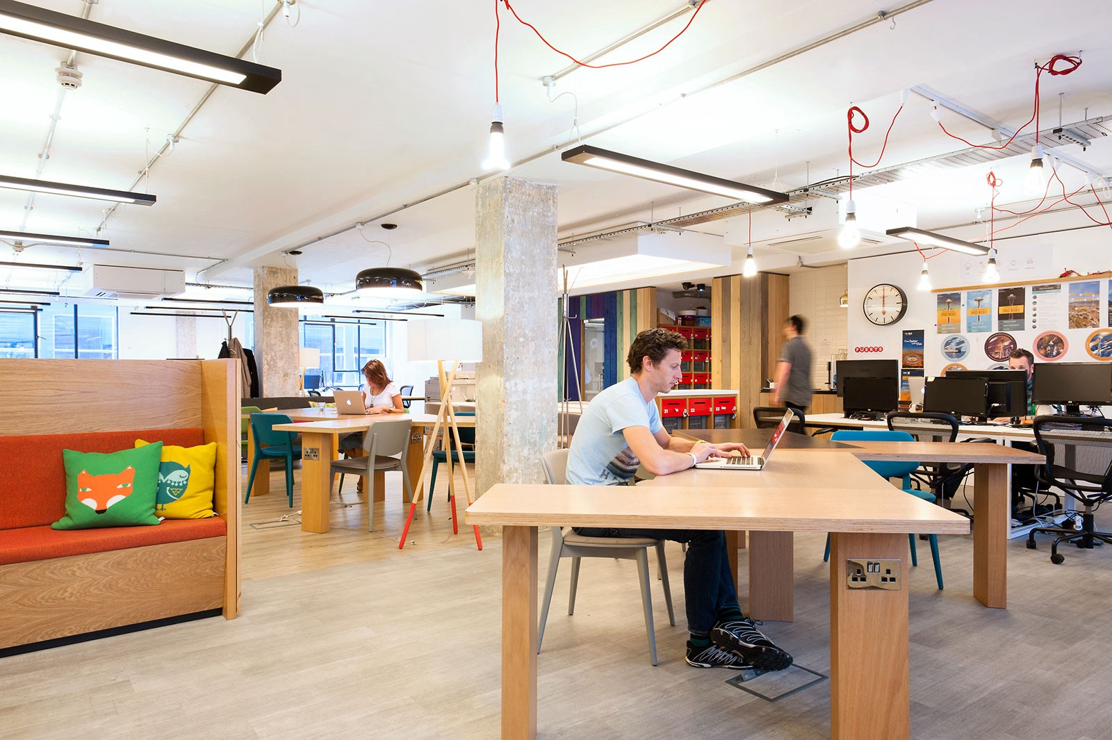London S Best Coworking Spaces For The Cool Amp Creative