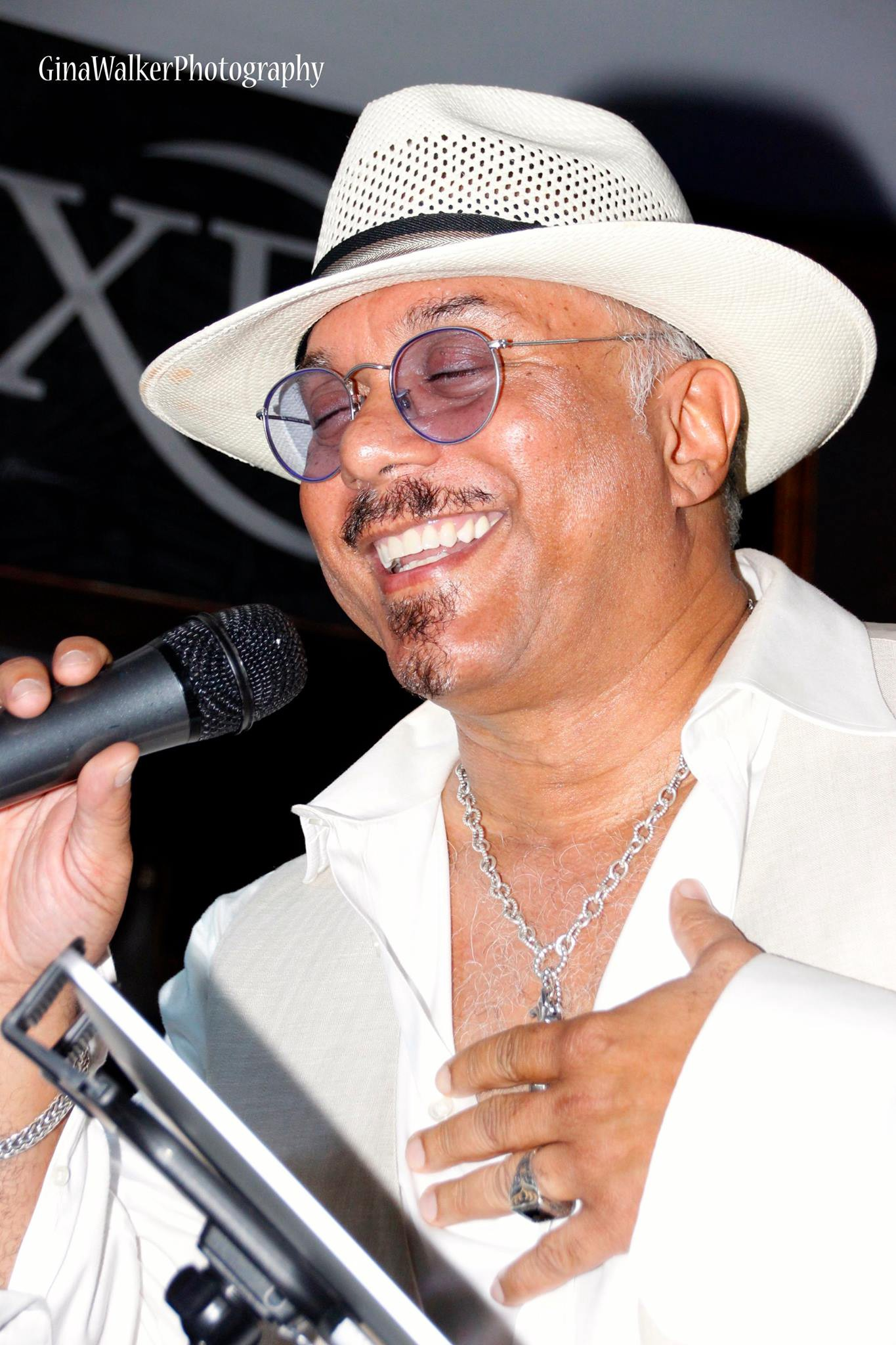 Howard Hewett Shalamar Second Time Around Lounge Show Medium