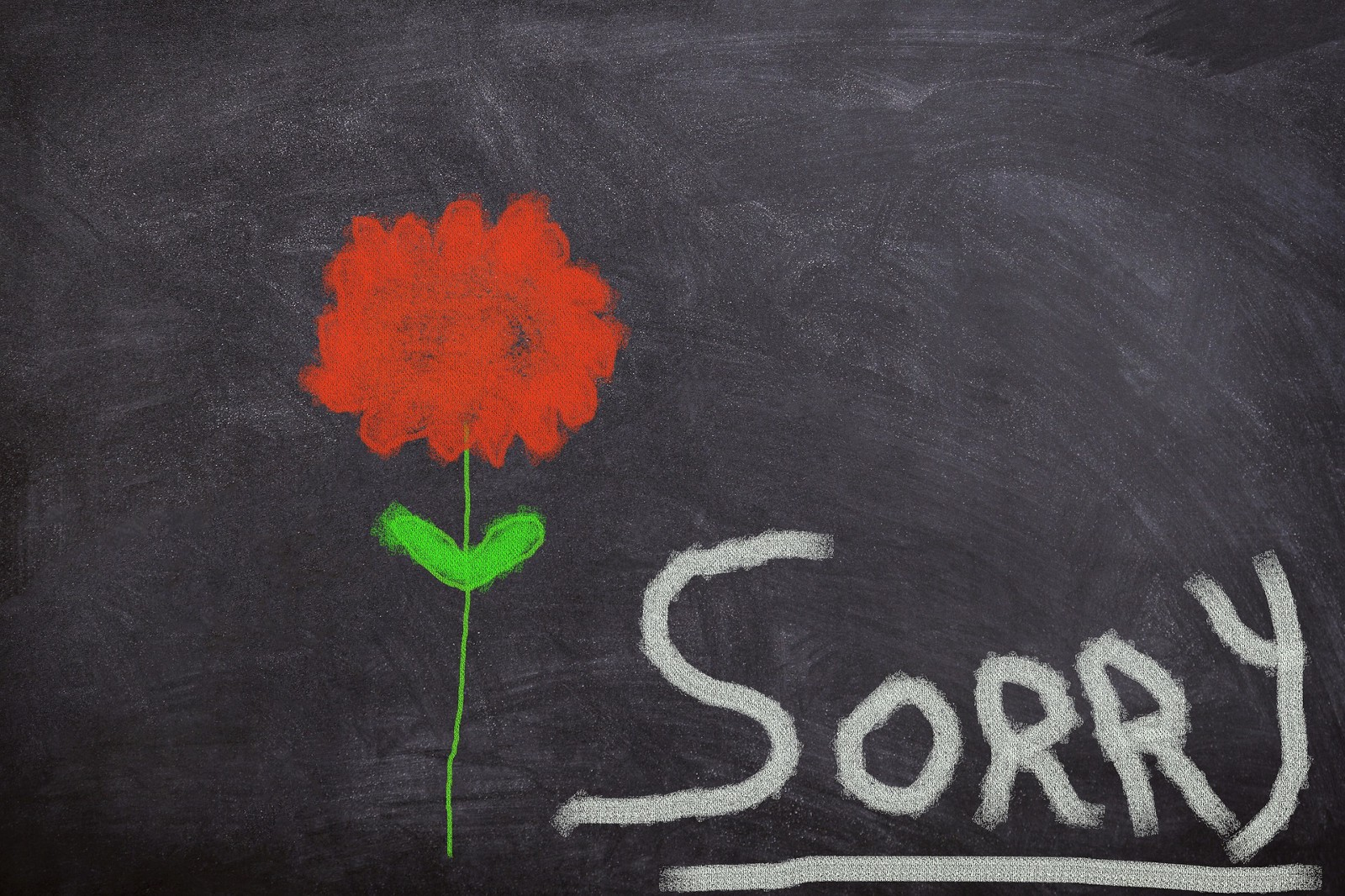 The Power Of Saying Im Sorry Be Yourself