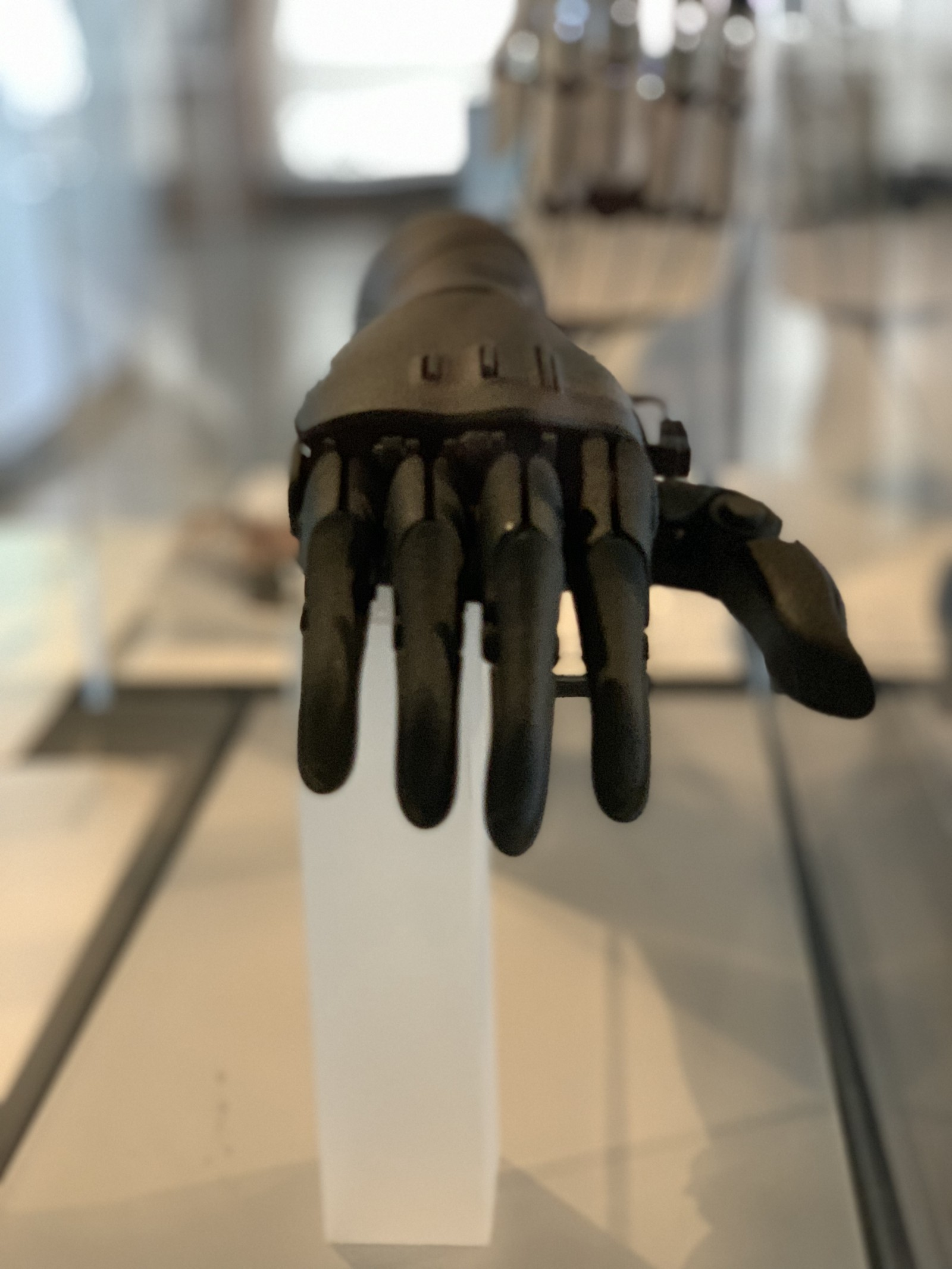 3D printed prosthesis at Autodesk