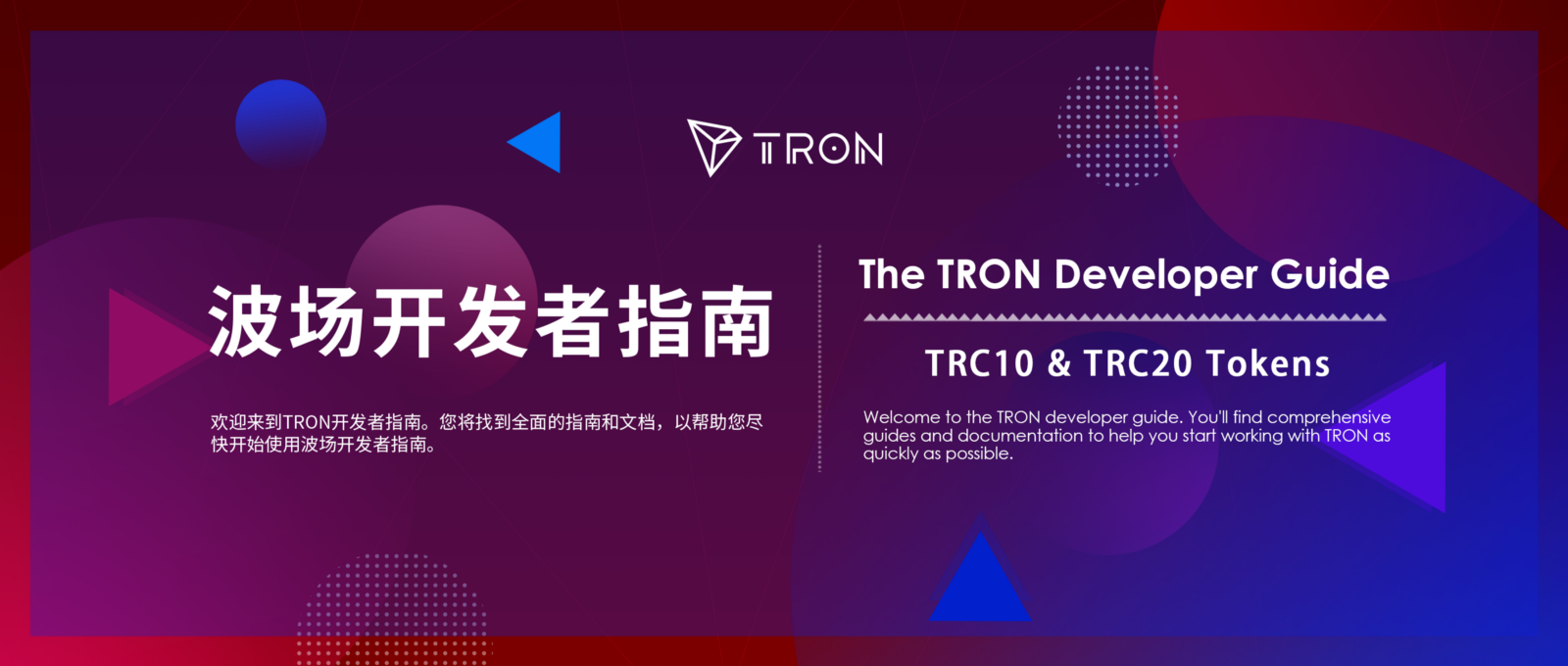 TRON Developer Guide — TRC10 & TRC20 Tokens