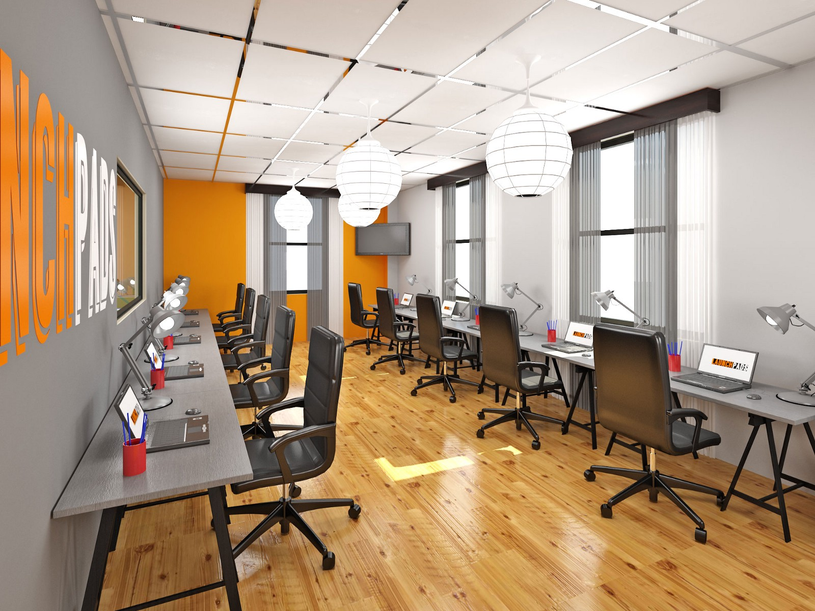 St. George-based LaunchPads Offers Communal Work Space for Startups ...