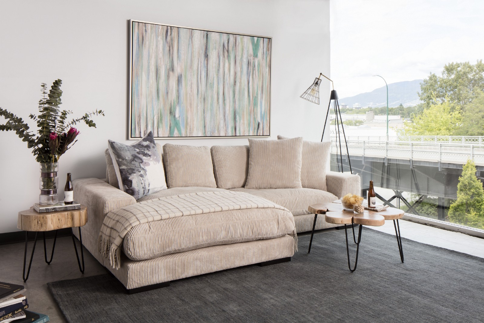 If You Choose A Beige Sofa You Essentially Have A Blank Slate Around Which  To Build The Rest Of Your Decor.