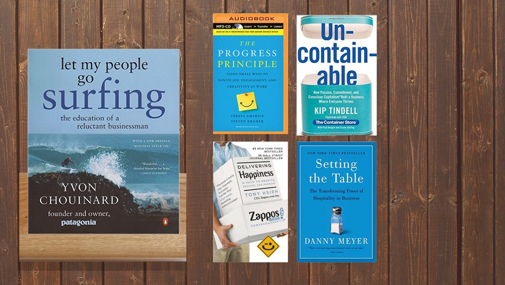 95 Business Books for People Who Dream Big