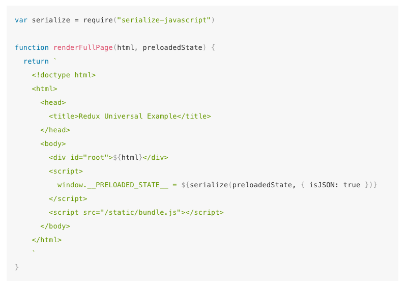 The Most Common XSS Vulnerability in React.js Applications