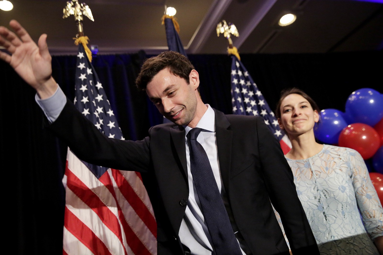 Jewish Democrat Jon Ossoff defeated in crucial Georgia congressional race