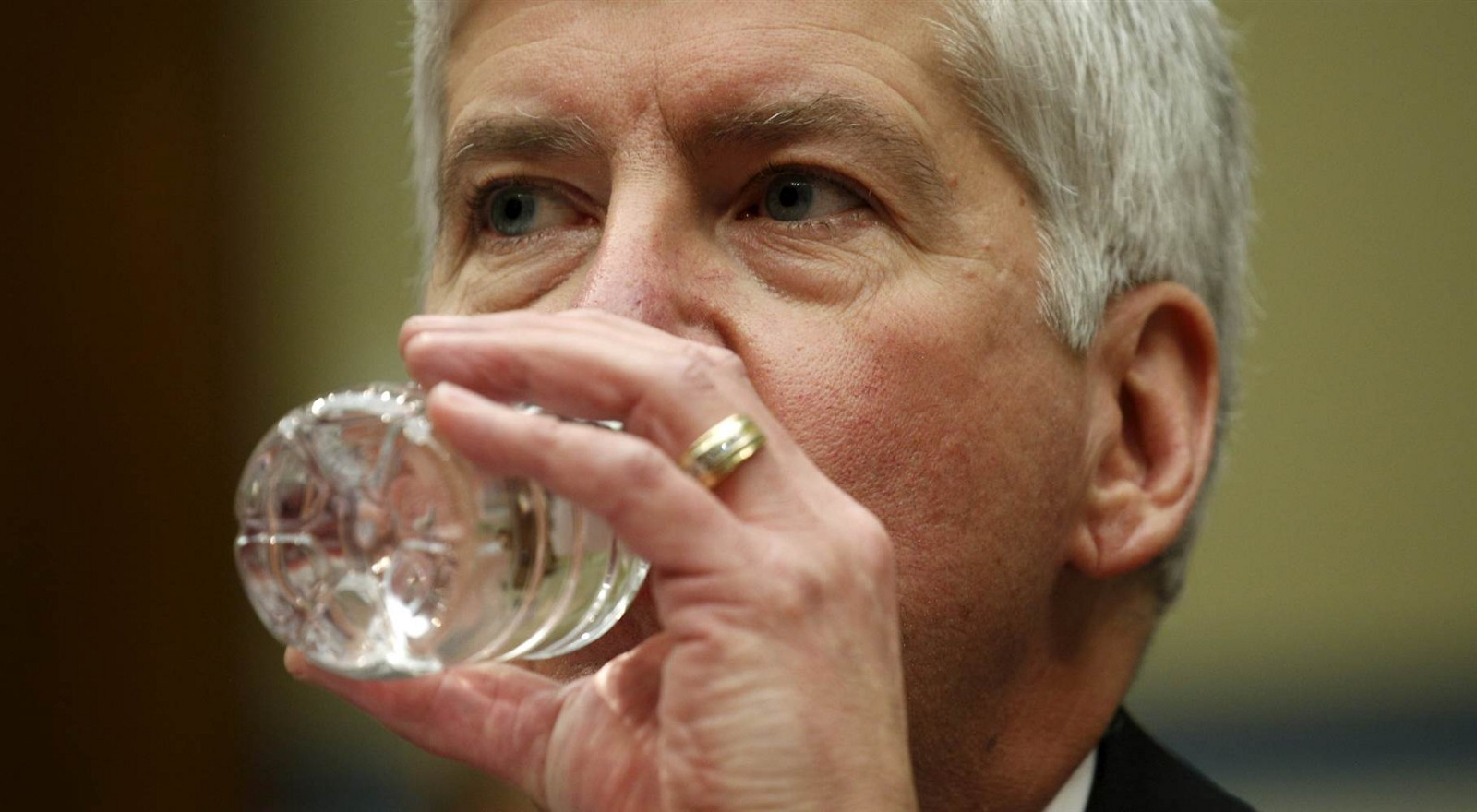 Why Flints Water Crisis Is So >> Why Flint Water Crisis Has Troubling Ties To Rick Snyder S Pro