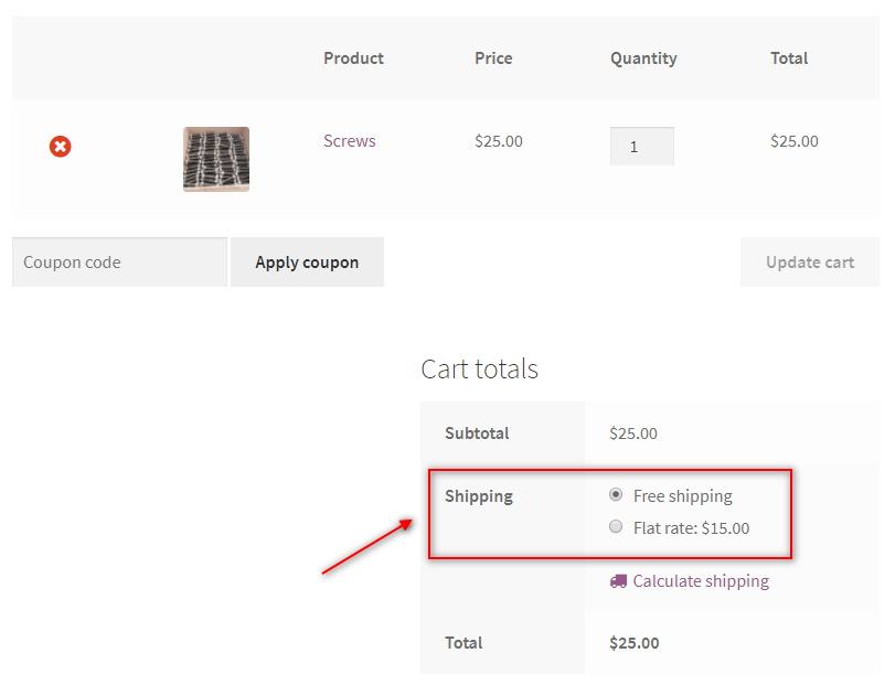 best woocommerce shipping calculator table rate shipping pro