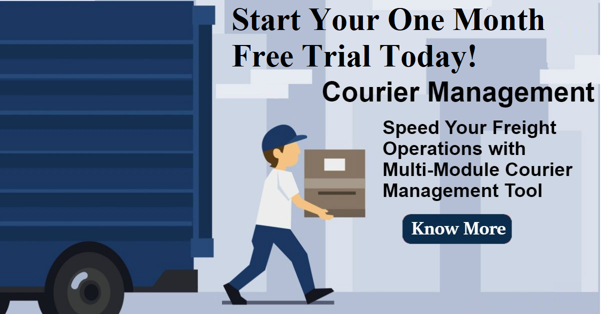 Are you looking for Courier Management Software? – Ekavat 30days