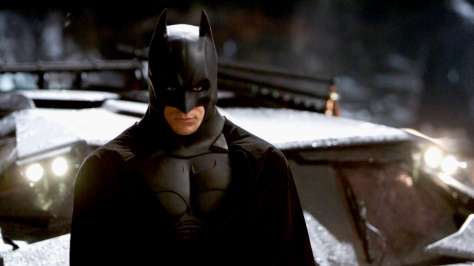 A perfect case of foreshadowing. Batman Begins: The ...