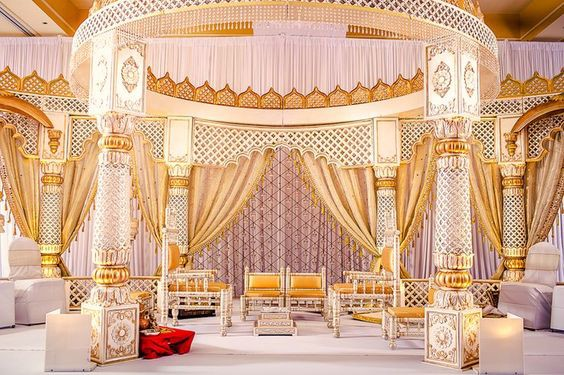 Top indian wedding tent decoration booking events medium princes wedding decoration for indian weddings junglespirit Choice Image