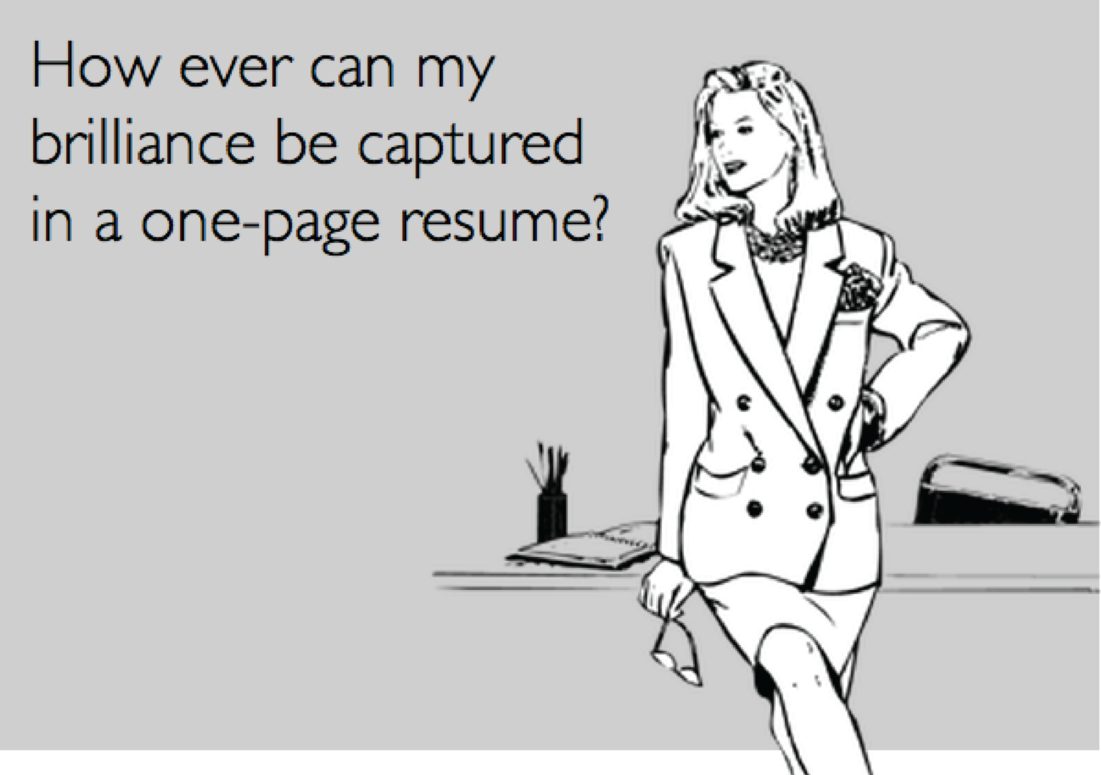 Resume mistakes by college students – Student Voices