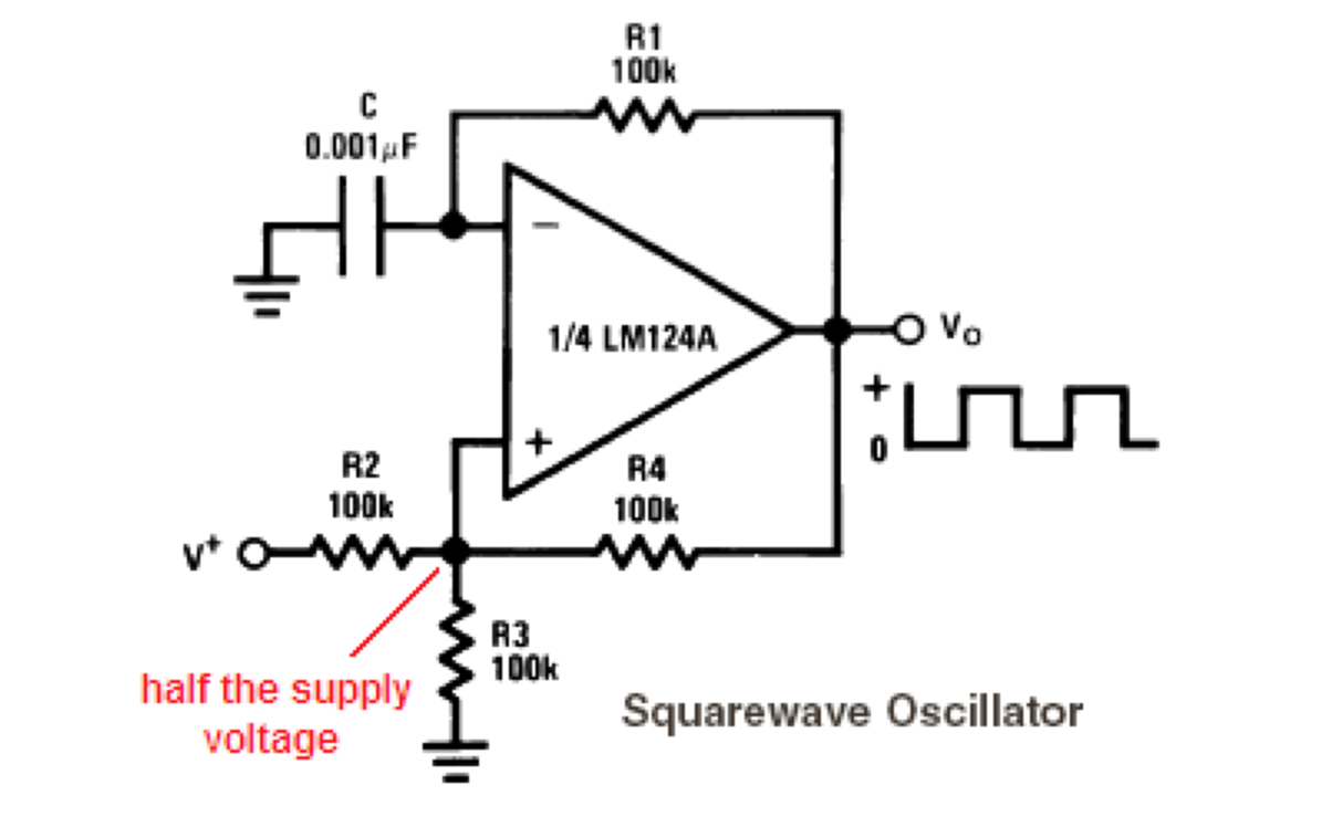 Crystal Oscillator Tester Frequency Counter Kit Review The Circuit Shown Is Most Interesting Of Several Drum Oscillators Since I Built A Bipolar 5 V Power Supply Already See Surface Mount Electronics For Hobbyists Easier Than You Think R2 And R3 Can Be Omitted