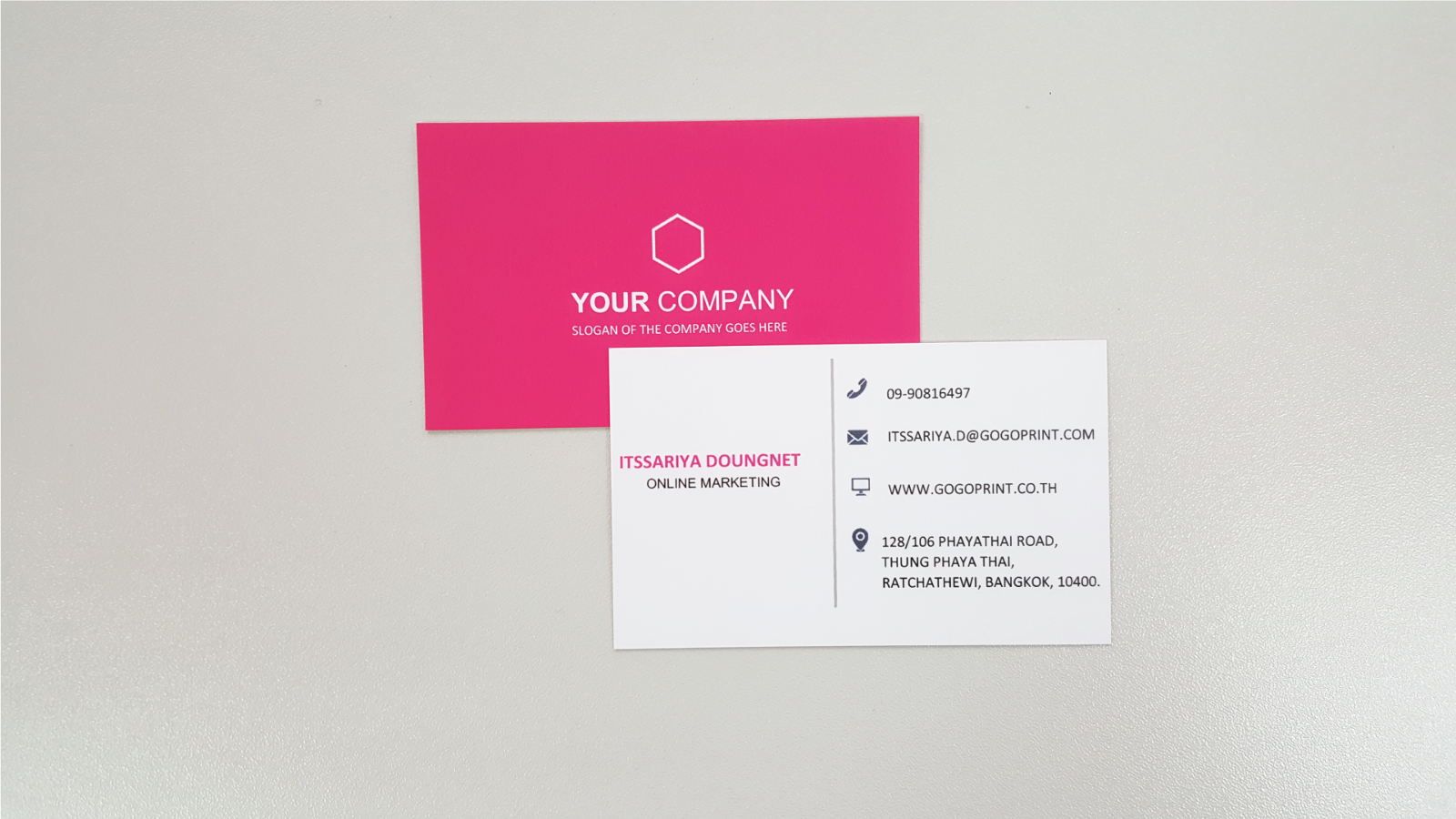 Print Your Own Business Cards Microsoft Word Choice Image - Card ...