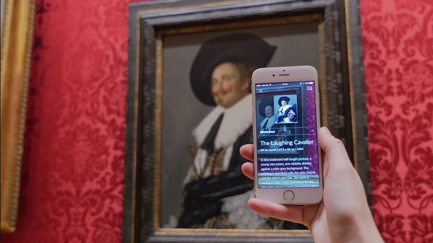 This App Is Like Shazam For Art, And It Will Transform Your Visits To Museums