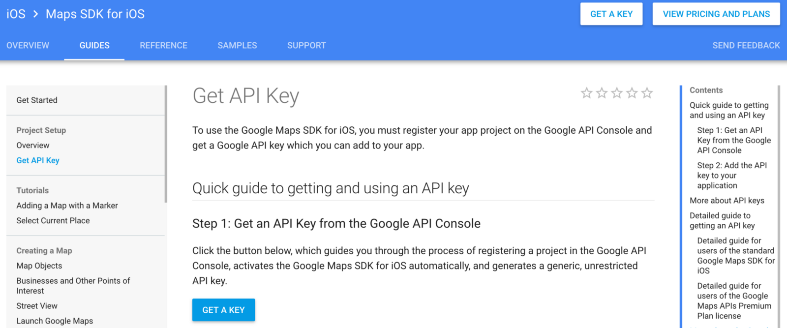 React Native Google Map With Maps Codeburst Circuit Builder Aplicaciones De Android En Play Click The Get A Key Button And You Can Either Create New Project Or Select One Of Your Projects Already Built