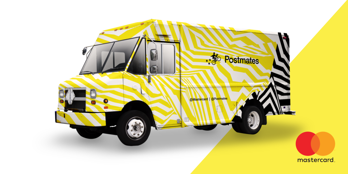 The Postmates Food Truck Coming Soon To Nyc Bk And Chi