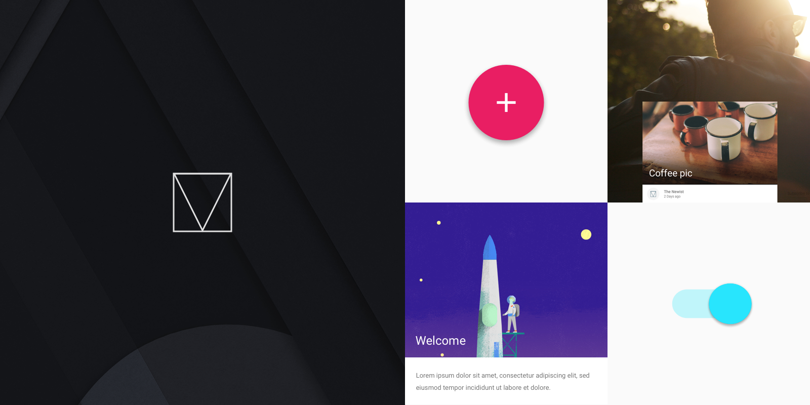 Introducing Material Design Lite Google Developers Medium