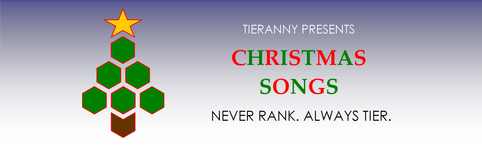 Your Official Tiering of Christmas Songs – The Bee\'s Reads