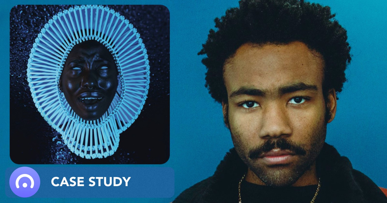 how childish gambino uses toneden to grow his spotify presence