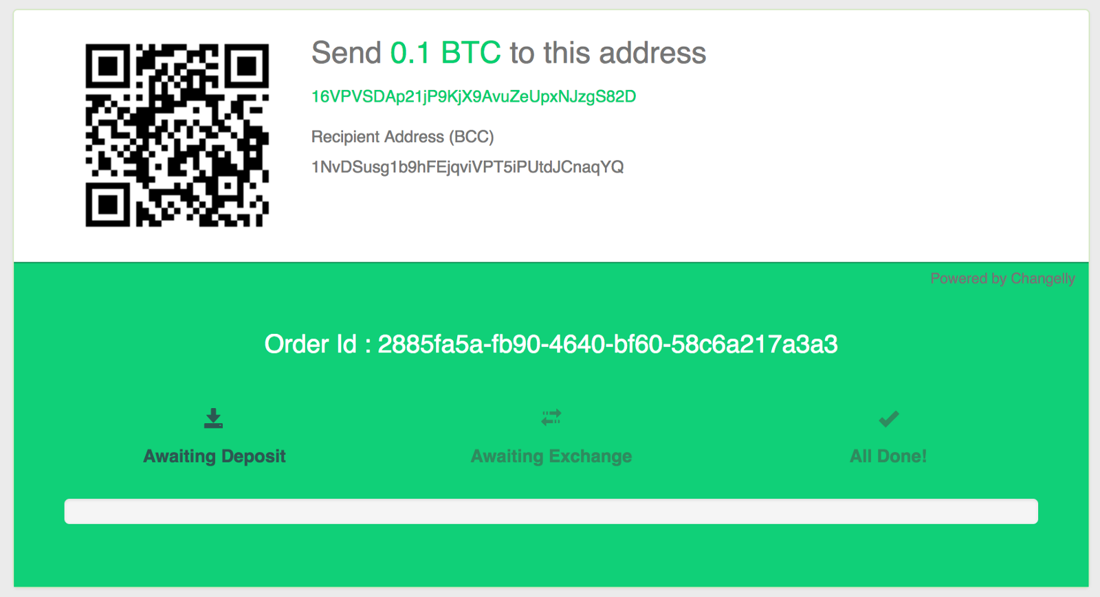 Transfer The Amount To Above Address And Wait For It Convert Bitcoin Cash Bch You Can Always Track Your Transaction On Block Chain With Our