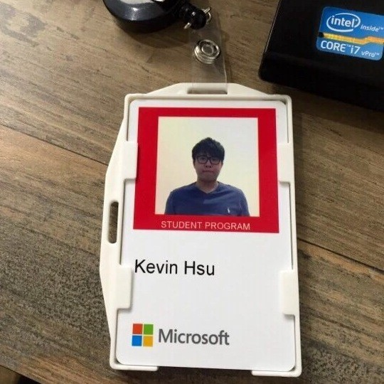 thank you microsoft for the amazing software engineer internship