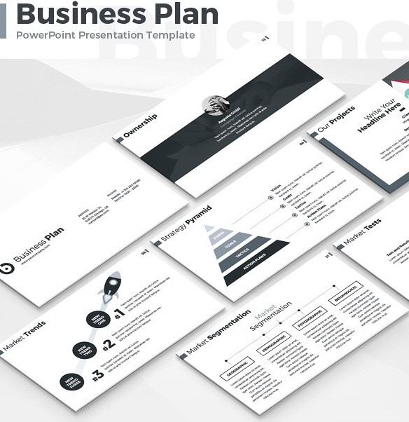 how to make a business plan pitch
