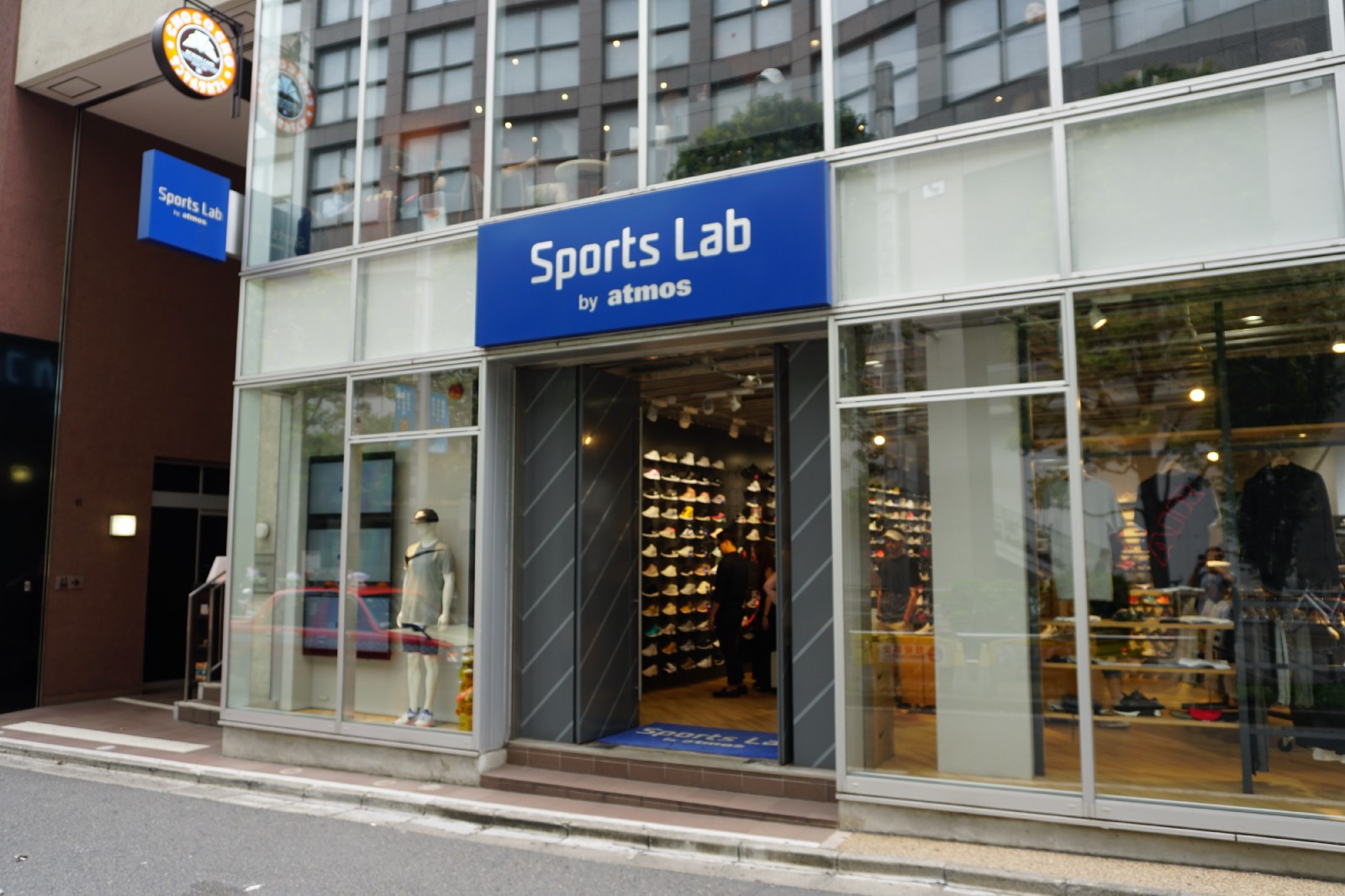 The store is filled with 360 pairs of sneakers and other apparel items of  NIKE Sportswear, ... 3a4848343a8