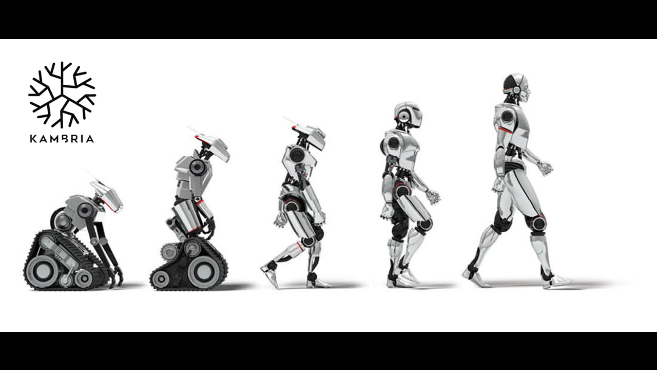The Next Step In The Evolution Of Robotics And Artificial Intelligence