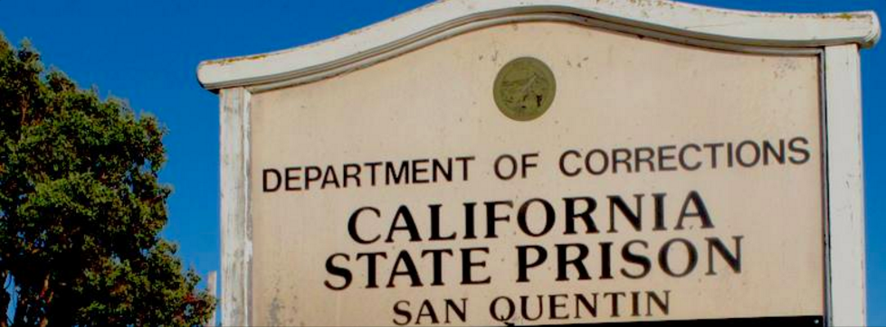 My First Day At San Quentin State Prison The Bigger