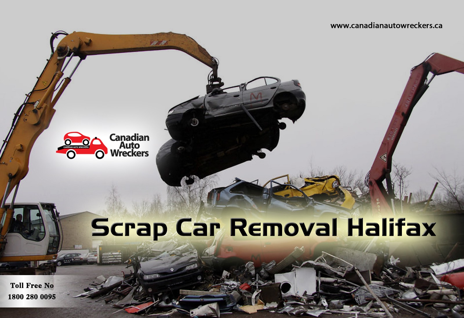 "Removal Gives You Excess Place and Money""-Scrap Car Removal Halifax"