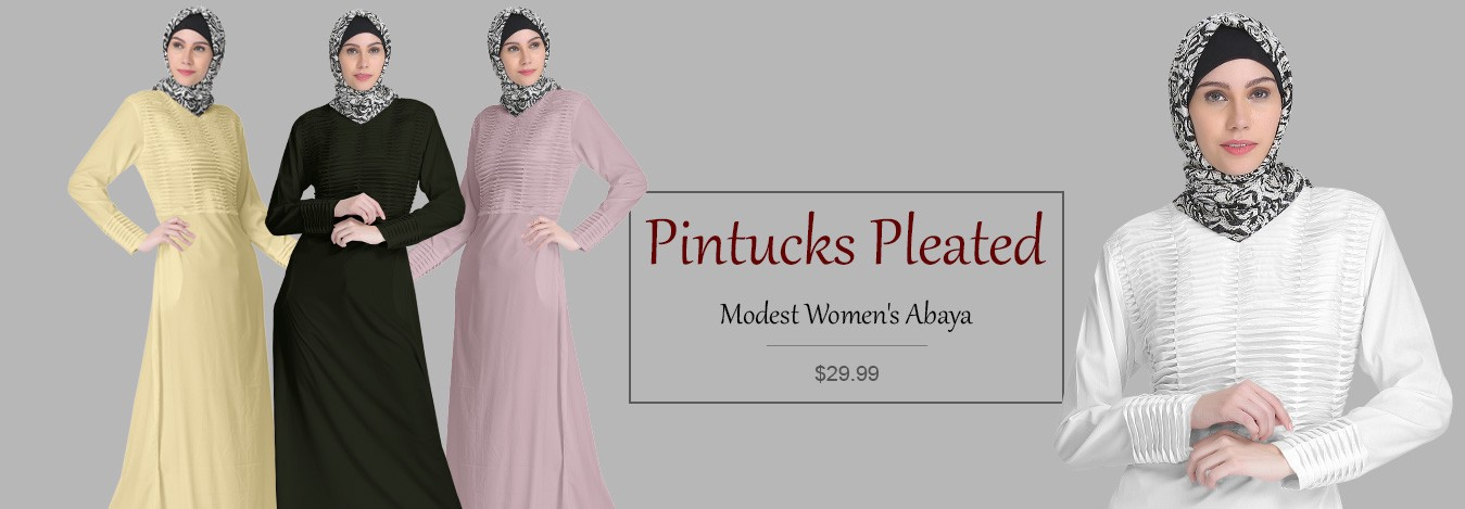3ddef53308f4 And, abaya clothing also shows the comfort level and consequently, the  confidence of a Muslimah. Modest Islamic ...