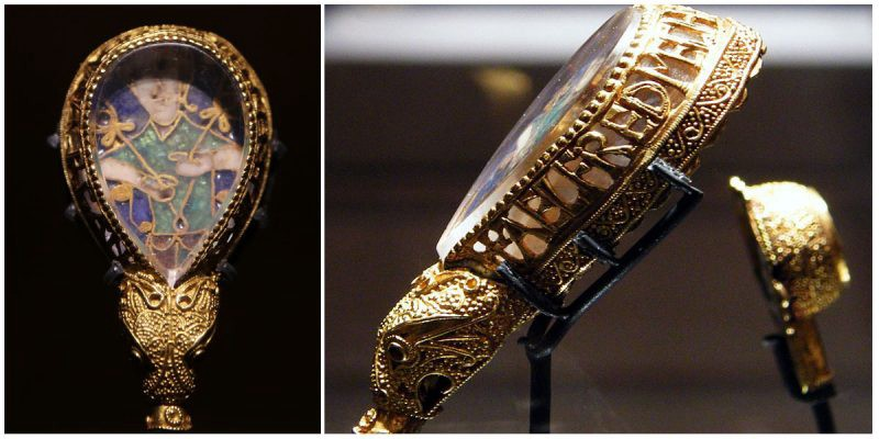 The Alfred Jewel: One of the most famous and mysterious treasures from Anglo-Saxon England
