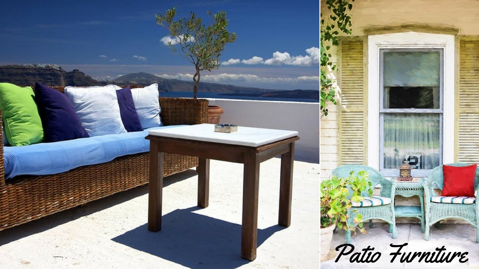 Patio furniture pieces that are pet friendly luxafoam north medium - Must have pieces for your patio furniture ...