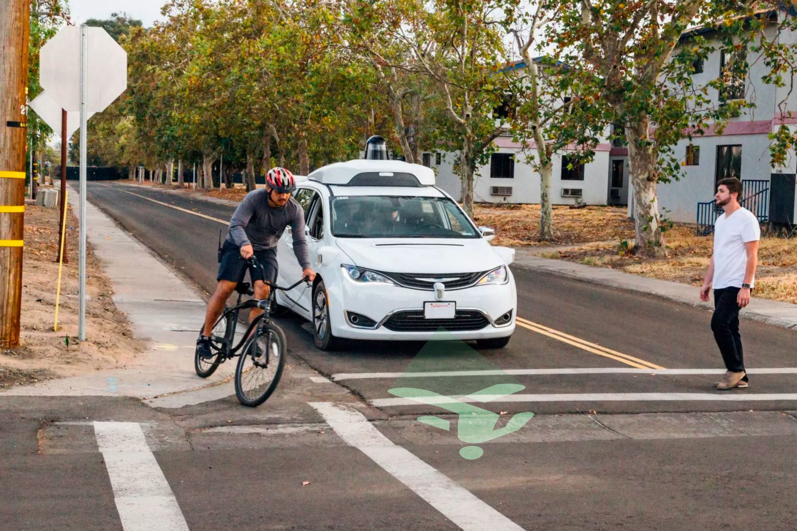 Breaking Down The Language Barrier Between Autonomous Cars And Pedestrians