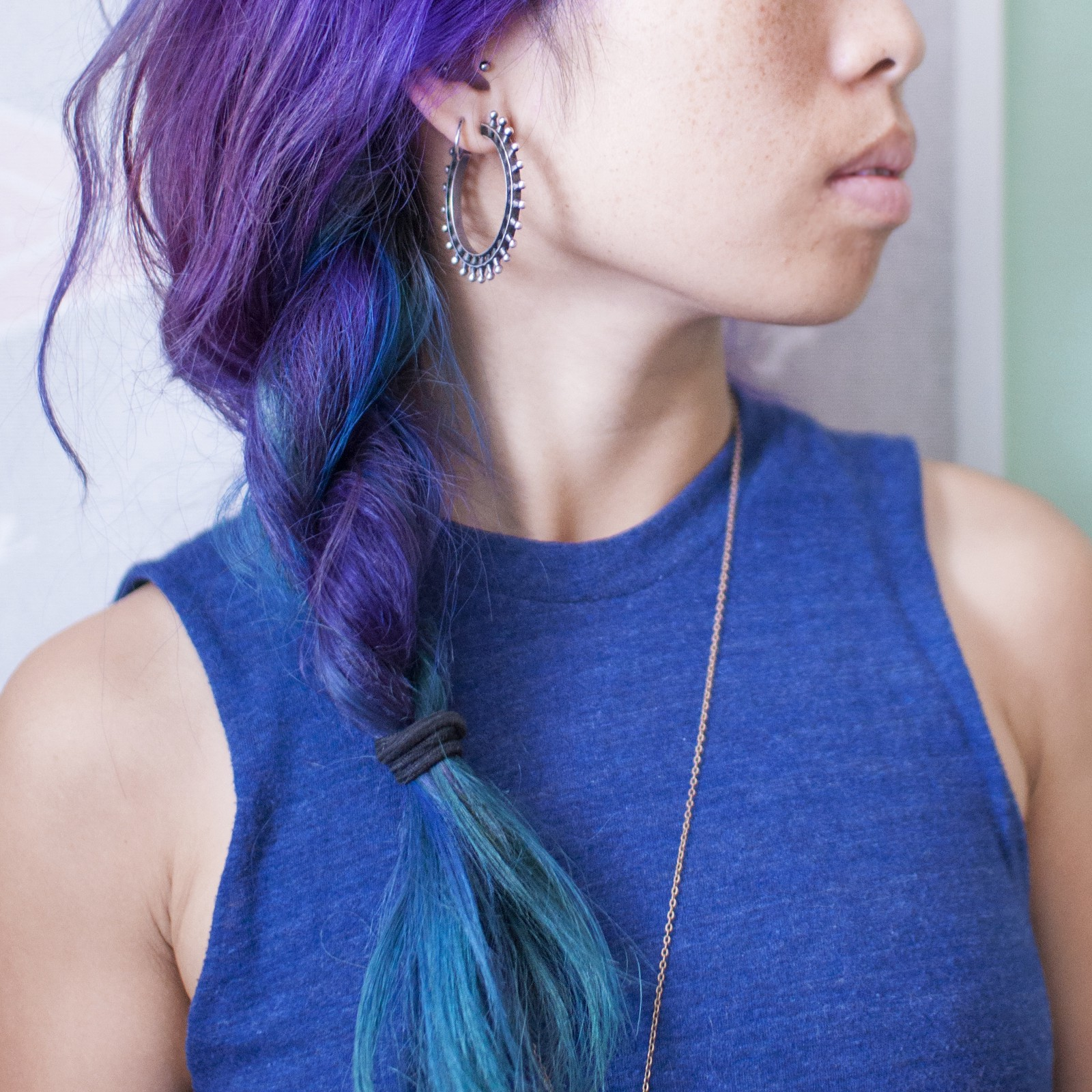 hows and whys of rainbow hair coloration – rfong – Medium
