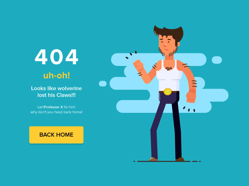 For that 404 page not found think