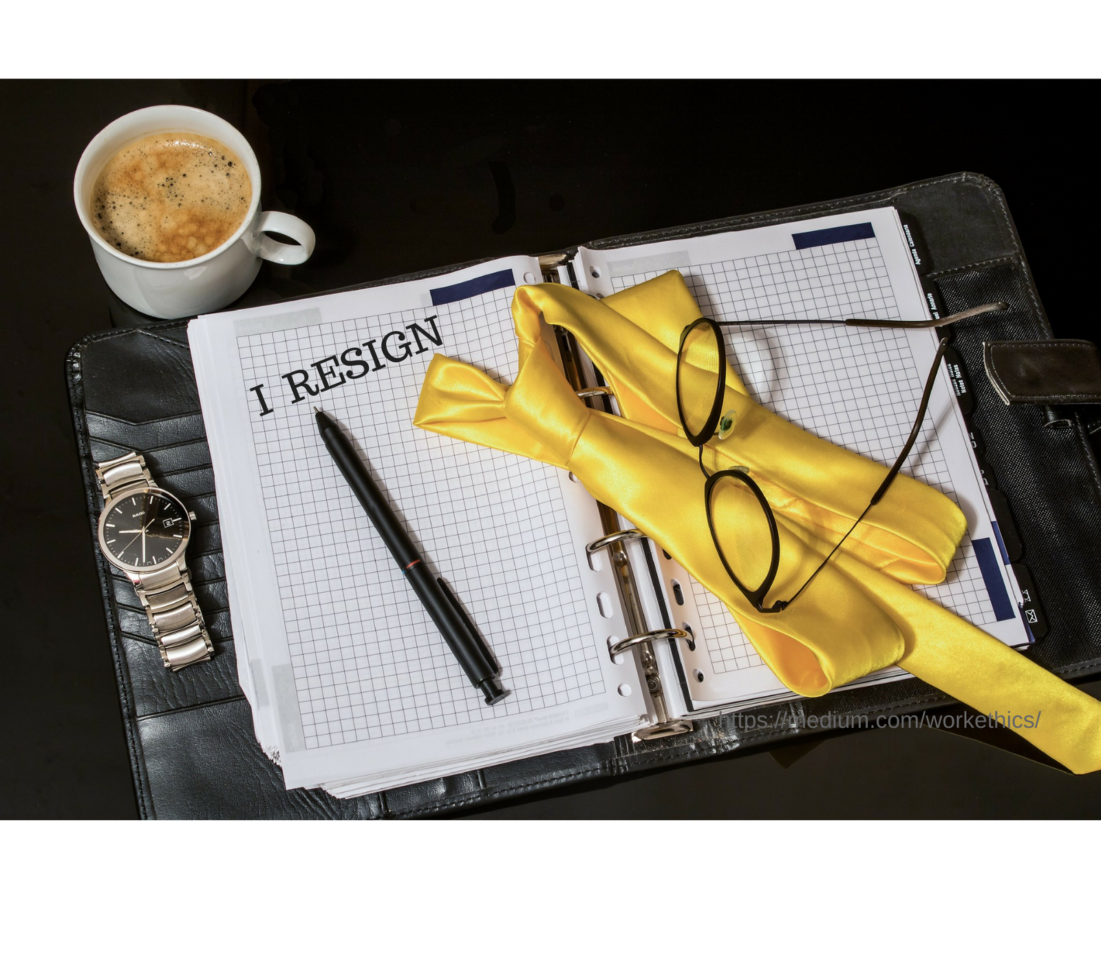quick tips writing resignation letters