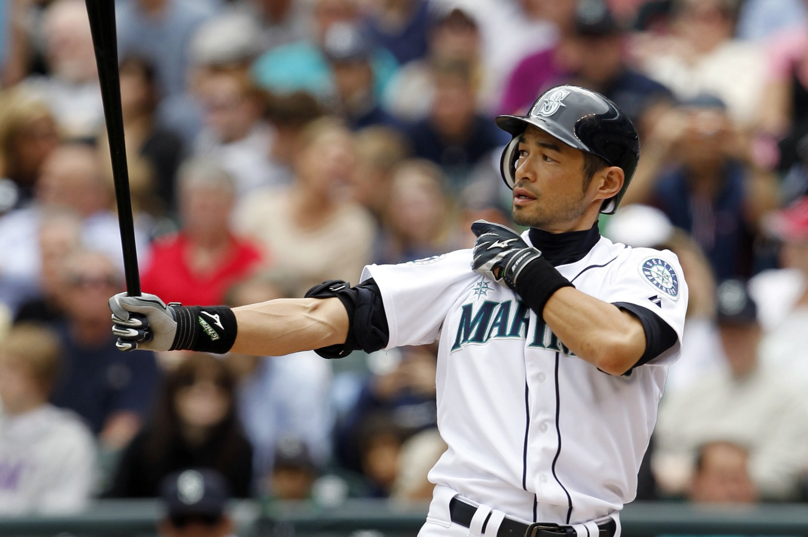 Ichiro, Baseball's Hits King* – 500ish Words