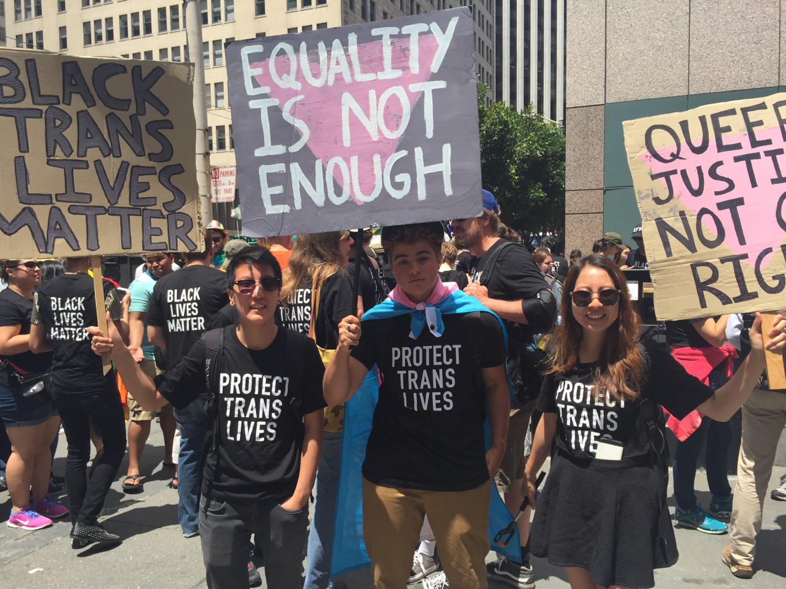 Signed: Brown's Bill to Protect Transgender Students in CA