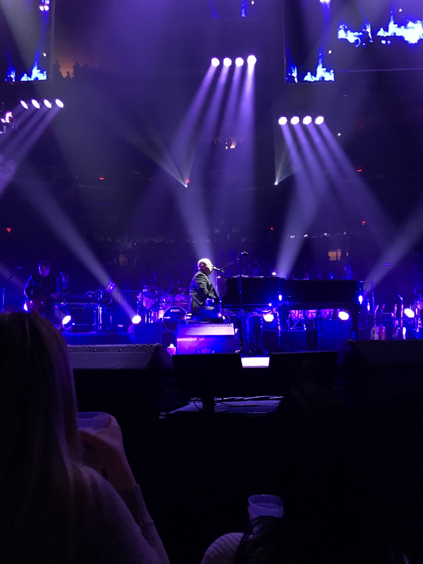 Concert Review: A Night In Billy Joelu0027s Madison Square Garden State Of Mind